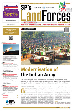 SP's Land Forces ISSUE No 01-15