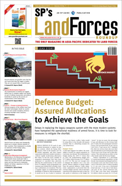 SP's Land Forces ISSUE No 01-18