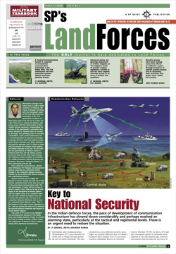 SP's Land Forces ISSUE No 02-08