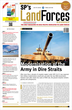 SP's Land Forces ISSUE No 02-18