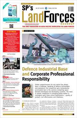 SP's Land Forces ISSUE No 03-19