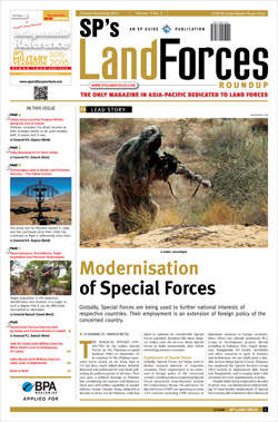 SP's Land Forces ISSUE No 05-16