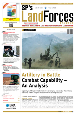 SP's Land Forces ISSUE No 05-17