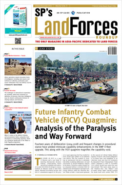 SP's Land Forces ISSUE No 05-18