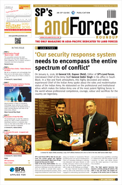 SP's Land Forces ISSUE No 06-15