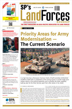 SP's Land Forces ISSUE No 06-16