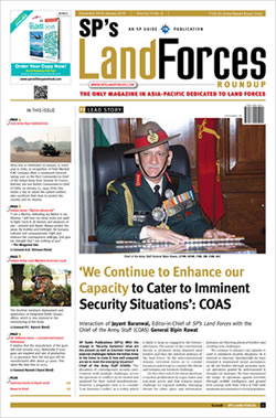 SP's Land Forces ISSUE No 06-18