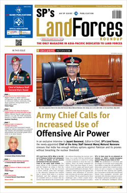 SP's Land Forces ISSUE No 06-19
