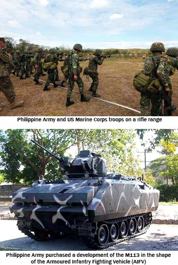 The Philippine Army � Developing a Modernisation Strategy